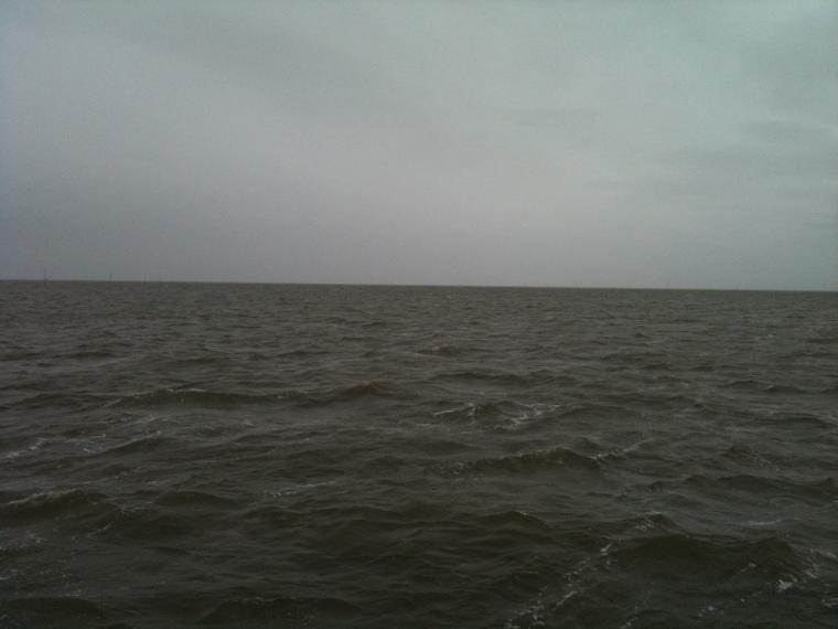 empty sea